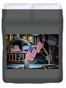 Presidential Car Duvet Cover