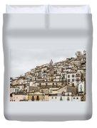 Pretoro - An Ancient Village  Duvet Cover