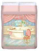 Pretty Bathrooms II Duvet Cover
