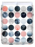 Pretty Dots Duvet Cover by Elisabeth Fredriksson