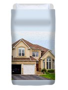 Pretty House Duvet Cover