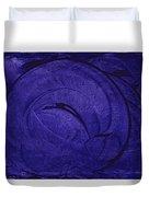 Pretty In Purple Duvet Cover