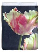 Pretty Parrot Tulip 2 Duvet Cover