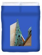 Price Tower One Duvet Cover