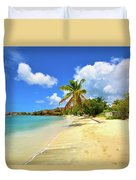 Prickly Bay Wide Duvet Cover