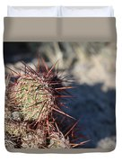 Prickly Pear  Duvet Cover