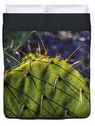 Prickly Pear Study No. 9 Duvet Cover