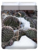 Prickly Pears Duvet Cover