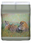 Pride Family  Duvet Cover