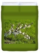 Pride Of The Hedgerow Duvet Cover