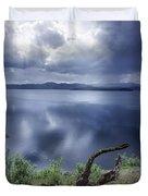Priest Lake Light Duvet Cover
