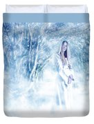 Priestess Duvet Cover