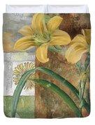 Primavera II Duvet Cover
