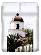 Primera Iglesia Bautista Duvet Cover