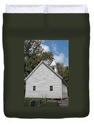 Primitive Baptist Church Est 1827 Duvet Cover