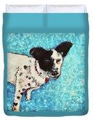 Primrose Water Love Duvet Cover