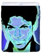 Prince Blue Nixo Duvet Cover