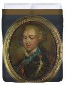 Prince Charles Edward Stuart The Young Pretender Duvet Cover