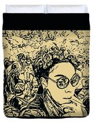 Prince Of Darkness Duvet Cover