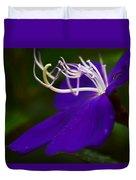 Princess Flower Flow Duvet Cover