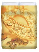 Princess Pendant Duvet Cover