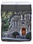 Princeton University Little Hall Duvet Cover