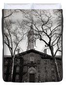 Princeton University Nassau Hall  Duvet Cover