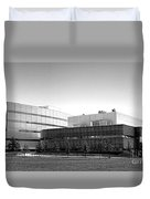 Princeton University Neuroscience Institute And Peretsman Scully Duvet Cover