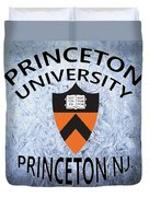 Princeton University Princeton Nj. Duvet Cover