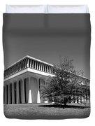 Princeton University Robertson Hall Duvet Cover