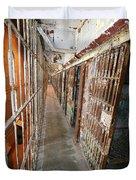 Prison Cells Duvet Cover