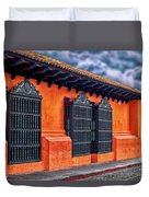 Private House Antigua Guatemala - Guatemala Duvet Cover