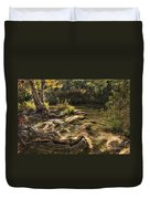 Private Retreat Duvet Cover by Tamyra Ayles