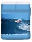 Pro Surfer Alex Ribeiro-6 Duvet Cover