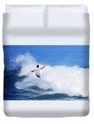 Pro Surfer Gabe King - 4 Duvet Cover