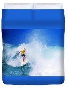 Pro Surfer-nathan Hedge-5 Duvet Cover