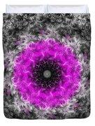 Probability Flower Duvet Cover
