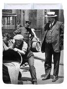 Prohibition, C1921 Duvet Cover