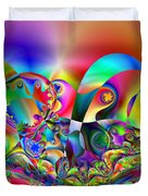 Prological Duvet Cover