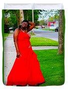 Prom Night 2 Duvet Cover