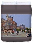 Promenade Duvet Cover