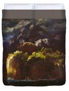 Prometheus 1883 Duvet Cover
