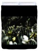 Promises Of Spring. Duvet Cover