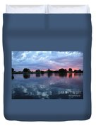 Prosser Pink Sunset 5 Duvet Cover