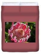 Protea Bloom Duvet Cover