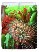 Protea Bouquet Duvet Cover