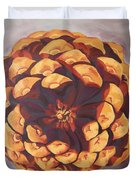 Protected Duvet Cover by Erin Fickert-Rowland