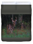 Protective Father Duvet Cover