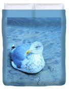 Proud Bird Duvet Cover