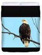 Proud Eagle Duvet Cover